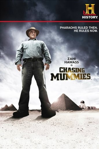 Bild från filmen Chasing Mummies