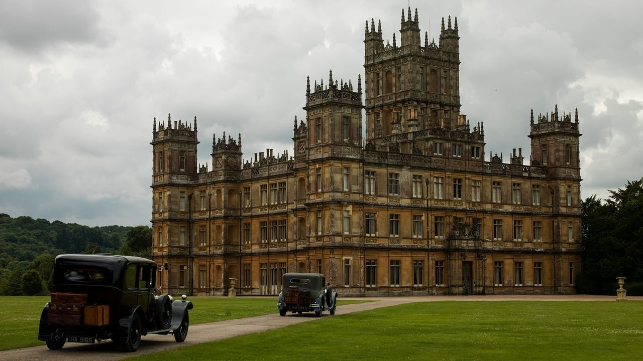TV4 - Downton Abbey