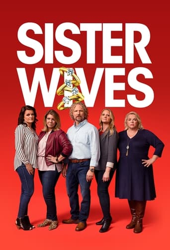 Från TV-serien Sister wives som sänds på TV 11