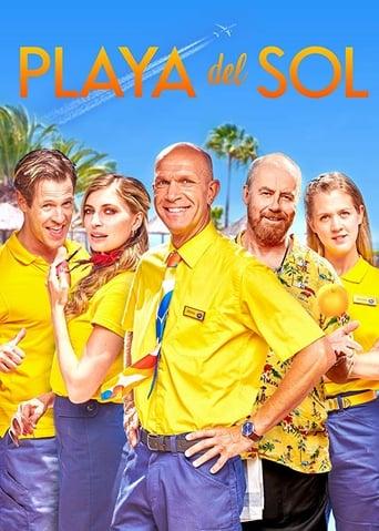 Från TV-serien Playa del Sol som sänds på Kanal 5