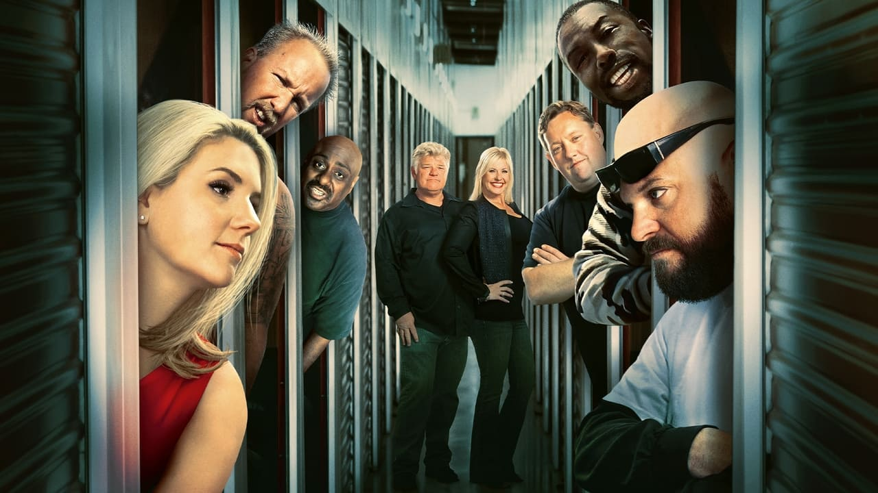 History Channel HD - Storage wars