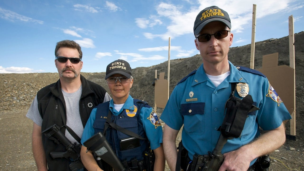 National Geographic - Alaska state troopers