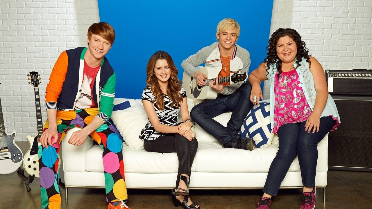 Disney Channel - Austin & Ally