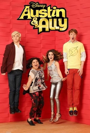 Från TV-serien Austin & Ally som sänds på Disney Channel