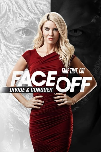 Från TV-serien Face off som sänds på TV6