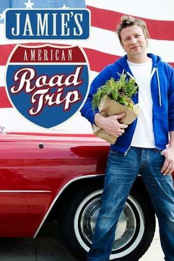 Bild från filmen Jamie's American road trip