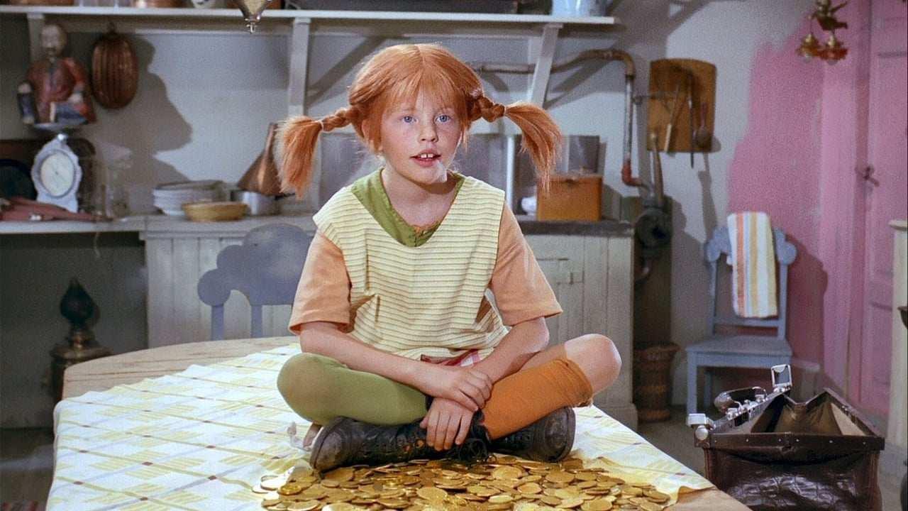 Barnkanalen - Pippi Långstrump