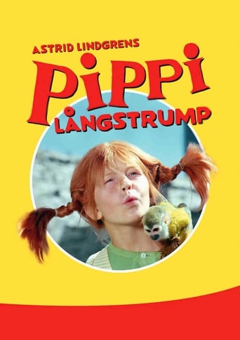 Tv-serien: Pippi Långstrump