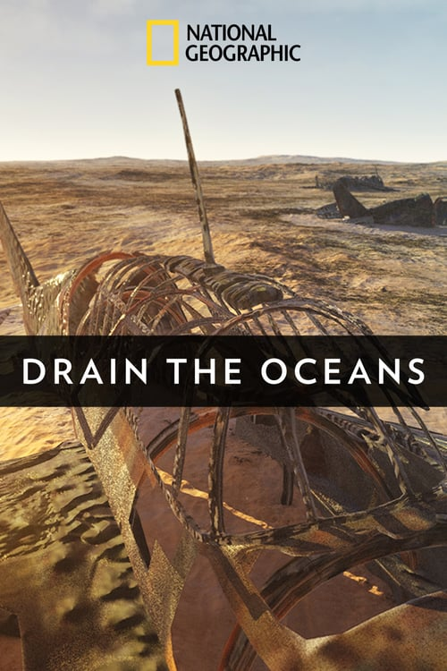 Från TV-serien Drain the oceans som sänds på National Geographic