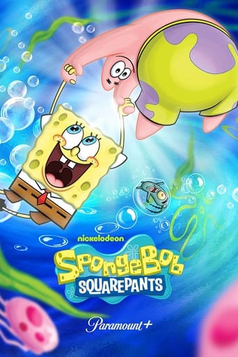 Från TV-serien SpongeBob SquarePants som sänds på Nickelodeon