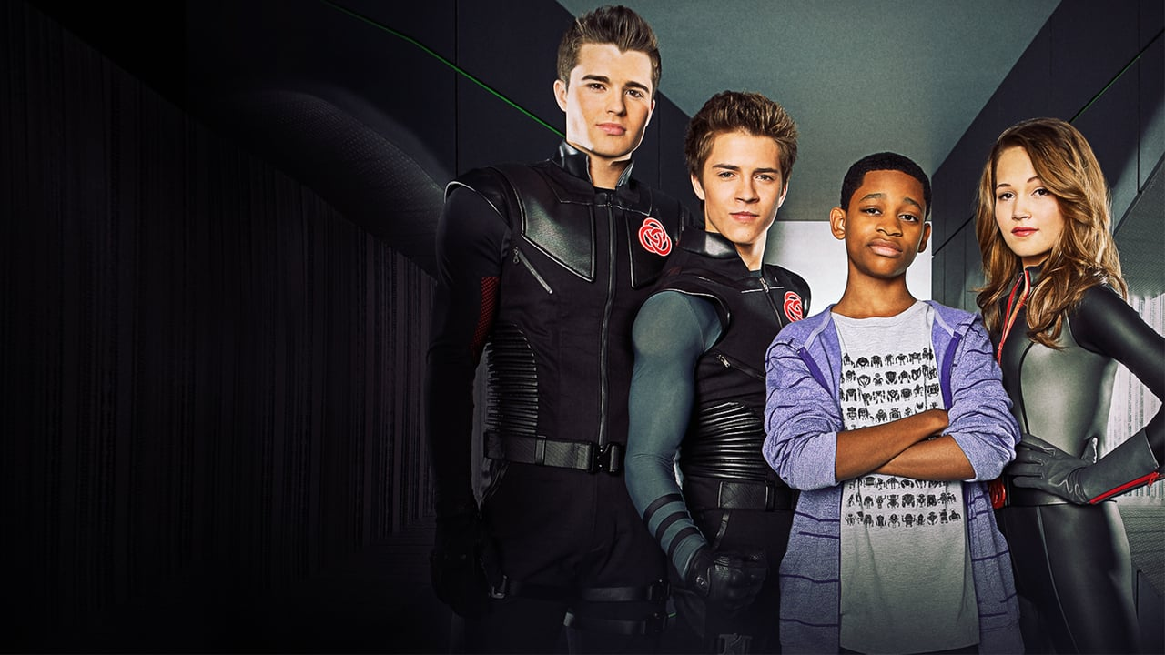 Disney XD - Lab rats