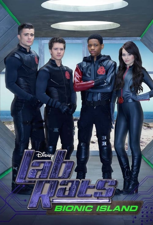 Från TV-serien Lab Rats som sänds på Disney XD