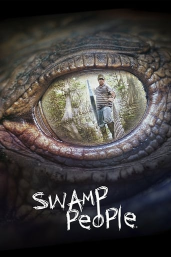 Tv-serien: Swamp People