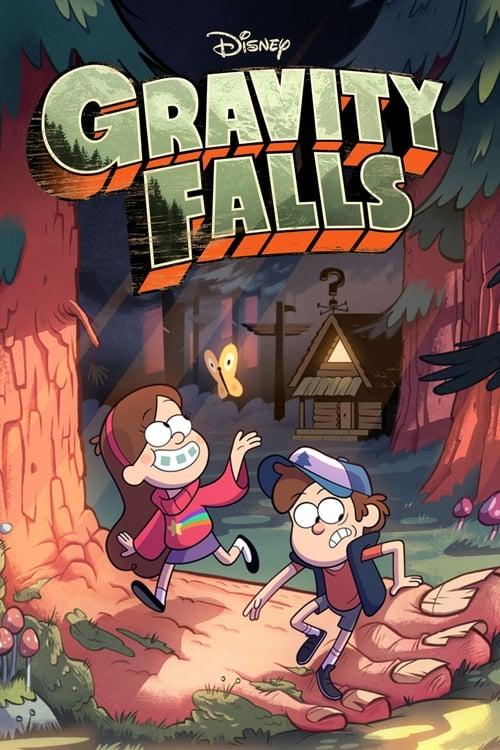 Bild från filmen Gravity Falls