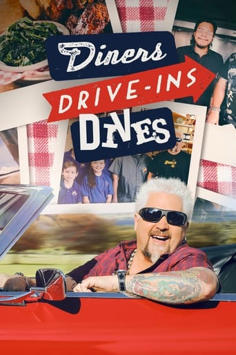 Från TV-serien Diners, drive-ins and dives som sänds på Kanal 9