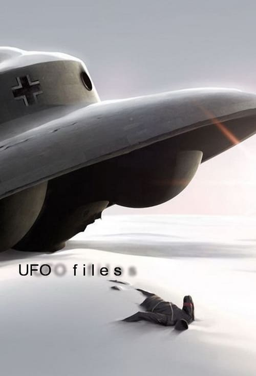 Från TV-serien UFO Files som sänds på H2