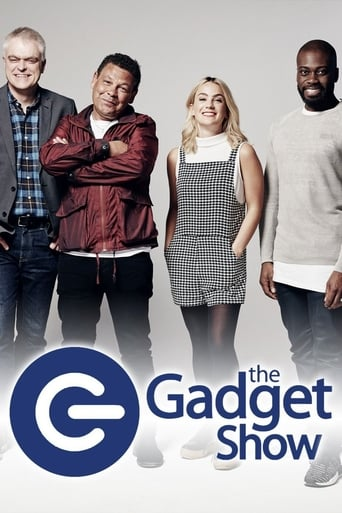 Bild från filmen The gadget show