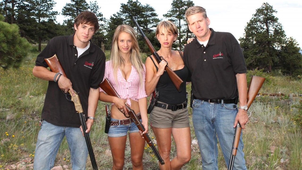 Discovery World - American guns