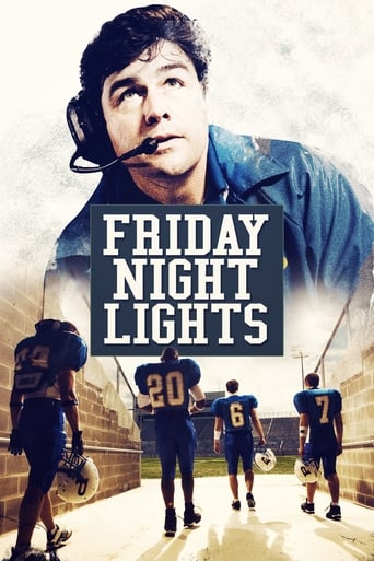 Från TV-serien Friday night lights som sänds på C More Series