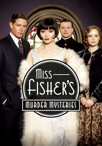 Tv-serien: Miss Fisher's Murder Mysteries