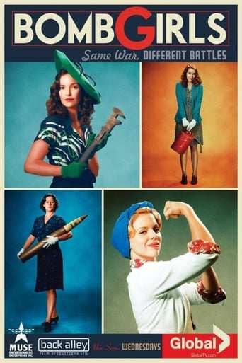 Bild från filmen Bomb girls