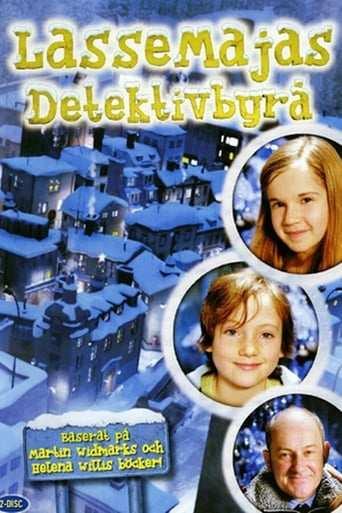 Bild från filmen LasseMajas detektivbyrå