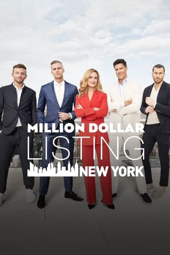 Från TV-serien Million dollar listing New York som sänds på TV3
