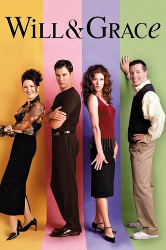 Från TV-serien Will & Grace som sänds på TV3