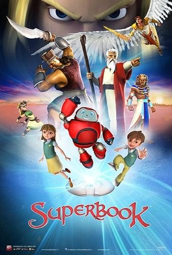 Bild från filmen Superbook