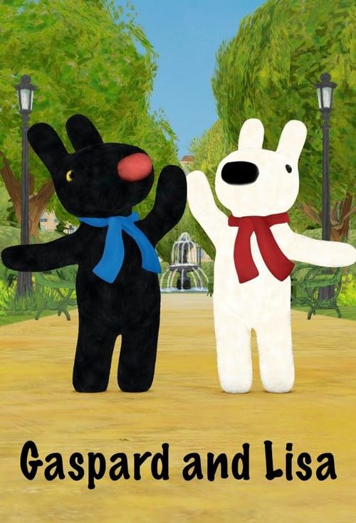 Tv-serien: Gaspard och Lisa
