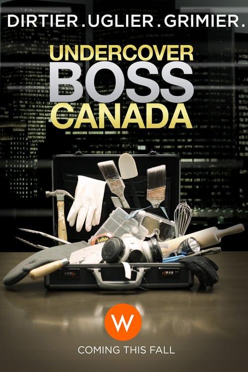 Från TV-serien Undercover boss Canada som sänds på TV3
