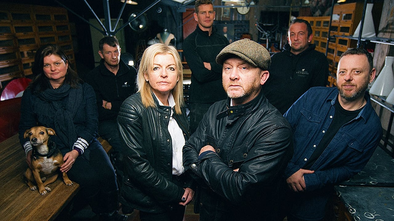 Discovery Channel - Salvage hunters
