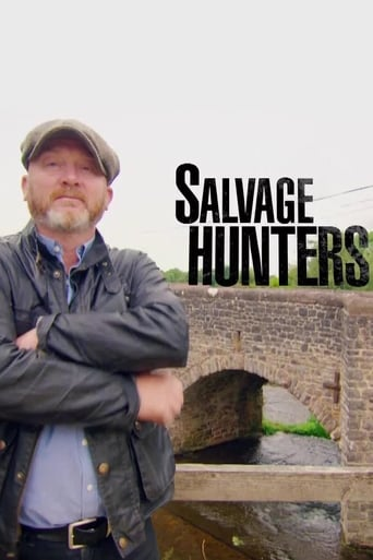 Från TV-serien Salvage hunters som sänds på Kanal 9