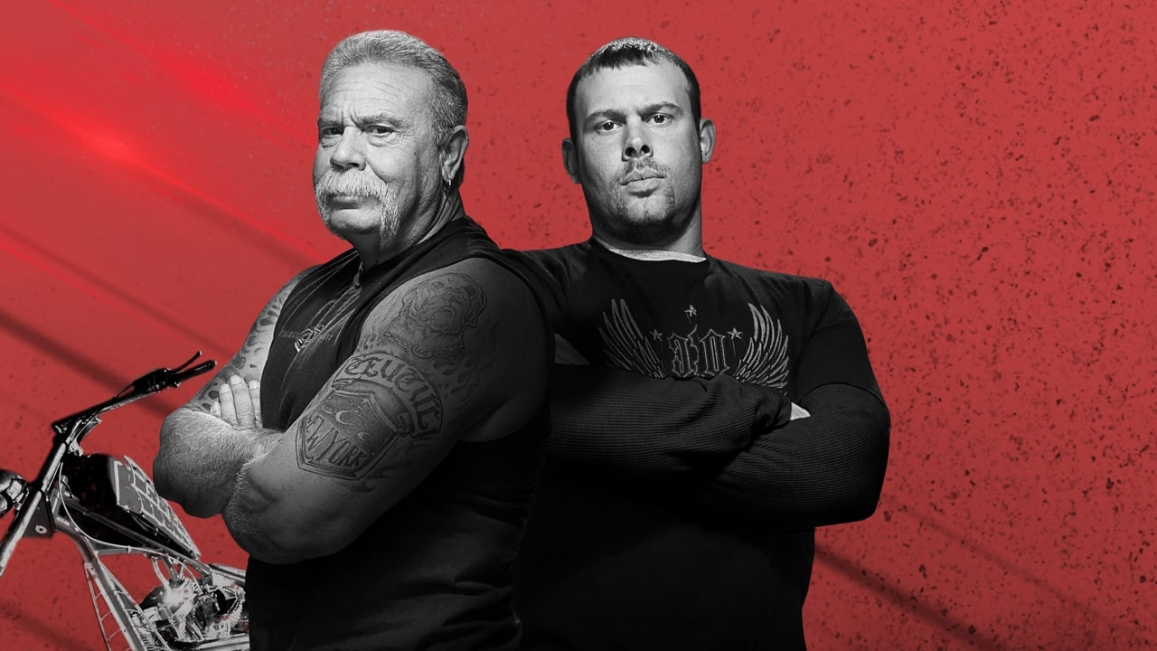 Discovery Channel - American chopper