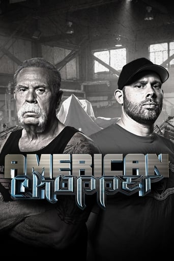 Tv-serien: American Chopper