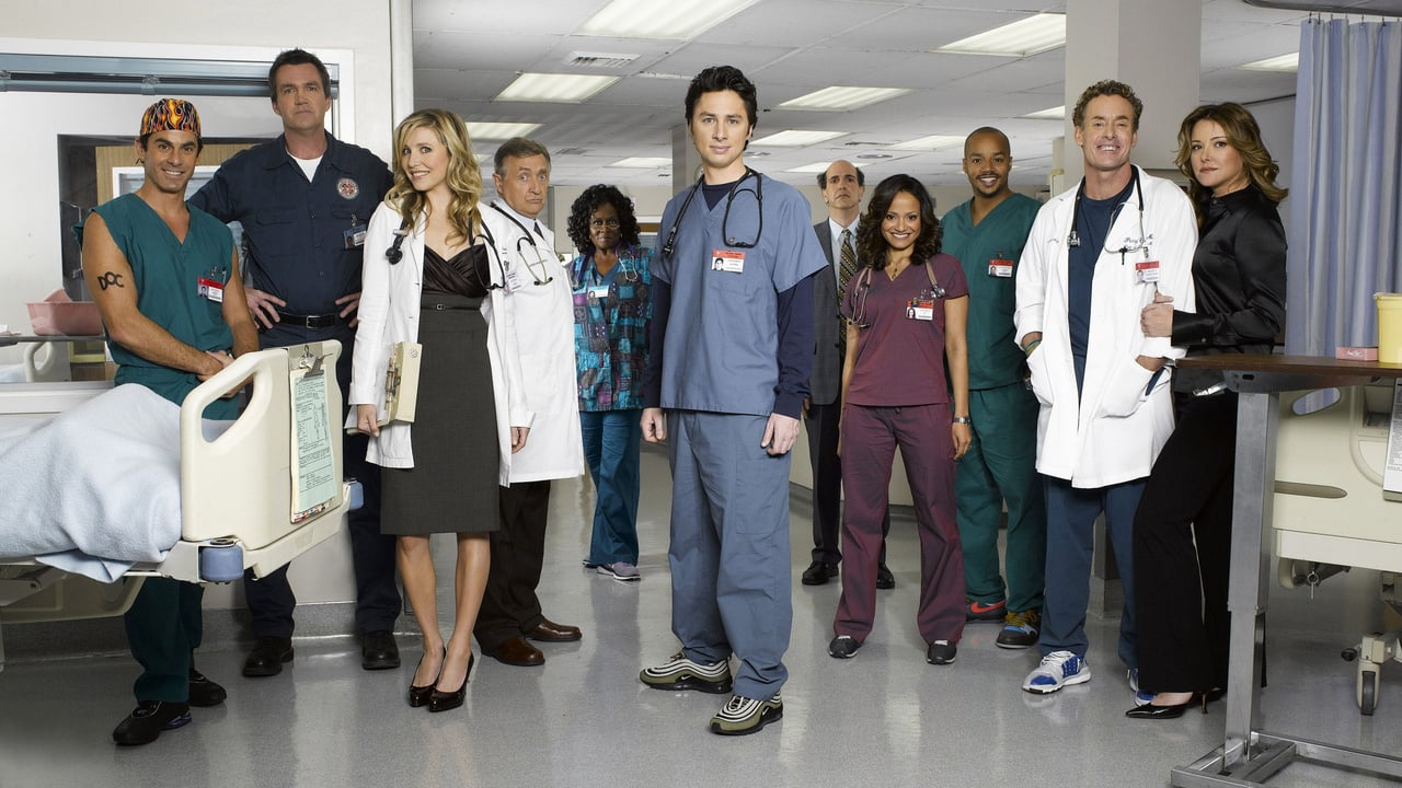 Fox - Scrubs