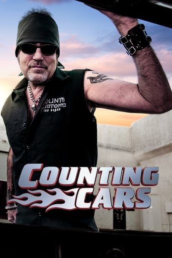Tv-serien: Counting Cars