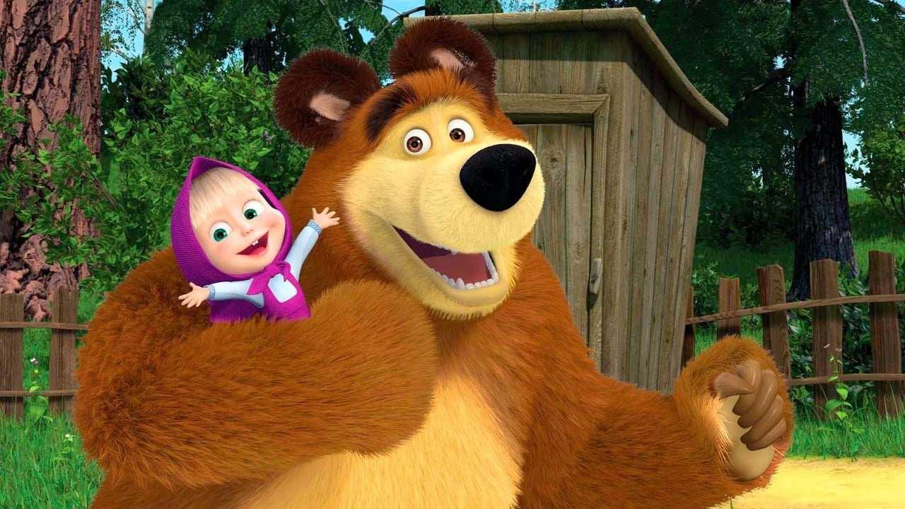 Barnkanalen - Masha och björnen
