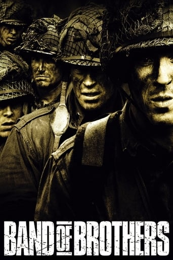 Tv-serien: Band of Brothers