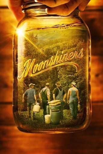Bild från filmen Moonshiners