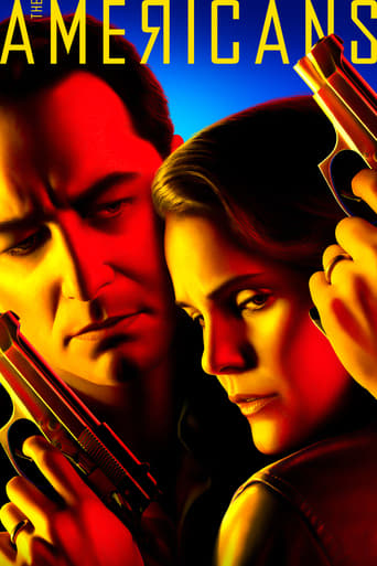 Tv-serien: The Americans