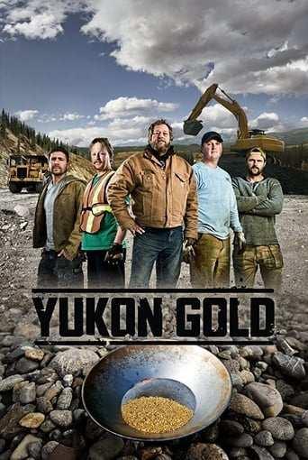 Bild från filmen Yukon Gold