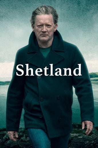 Bild från filmen Shetland