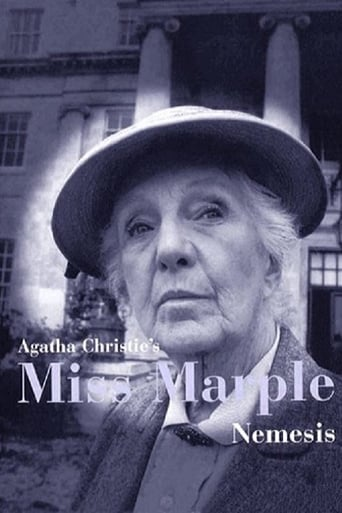 Tv-serien: Miss Marple: Nemesis