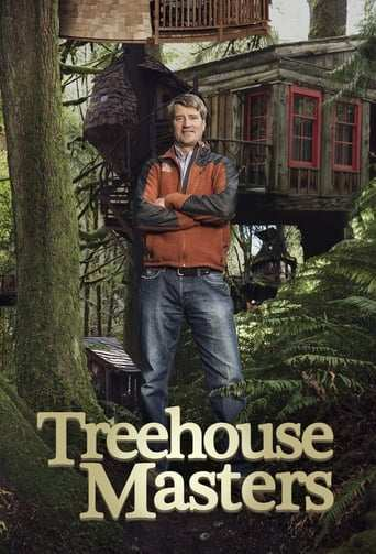 Från TV-serien Treehouse masters som sänds på Animal Planet