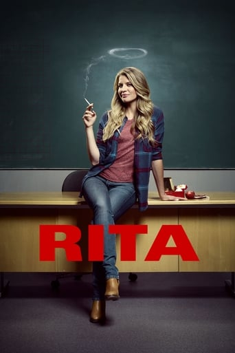 Från TV-serien Rita som sänds på TV2 Danmark
