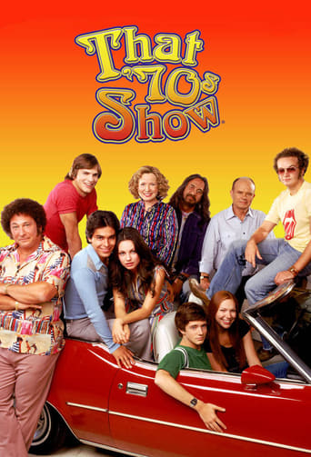 Från TV-serien That '70s Show som sänds på Paramount Network