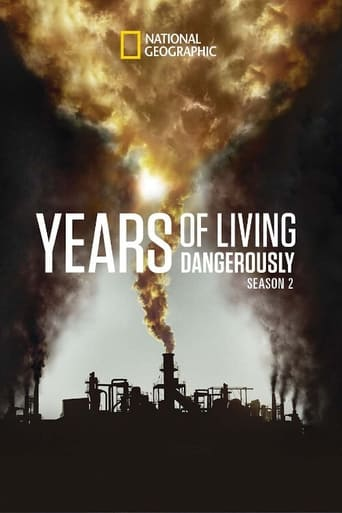 Tv-serien: Years of Living Dangerously