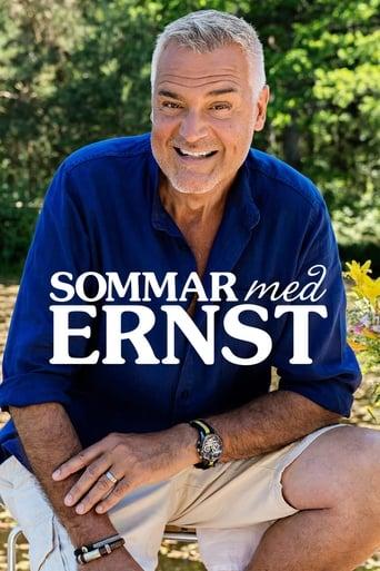 Från TV-serien Sommar med Ernst som sänds på TV4