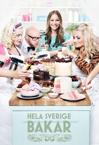 Bild från filmen Hela Sverige bakar